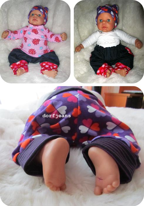Babyoutfit für Herzenfreundin