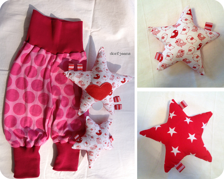 und wieder mal babygeschenke iv dorfjeans by anna selbstgen hte kleidung und accessoires. Black Bedroom Furniture Sets. Home Design Ideas